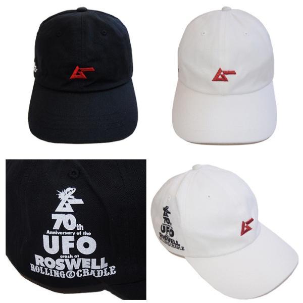 ROLLING CRADLE ロリクレ RCxMU 70th UFO CAP|steelo|06