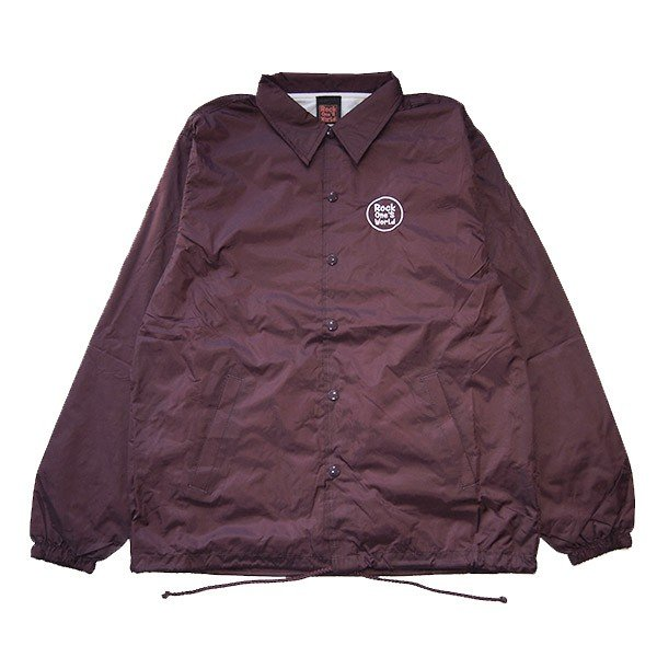 ROCK ONE'S WORLD ロックワンズワールド GO OUT COACH JACKET|steelo|08