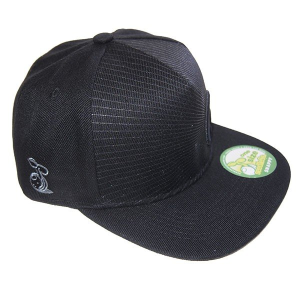 SeedleSs シードレス S-dot burst snap back cap|steelo|03