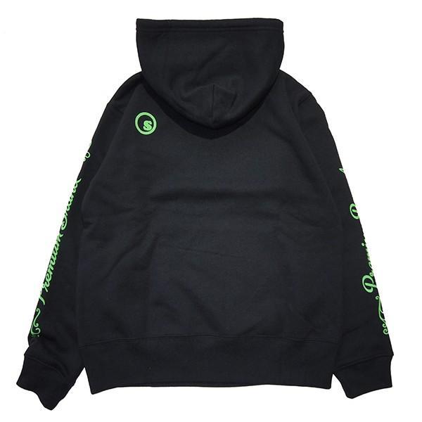 SeedleSs シードレス  sd premium sleeve logo hoody|steelo|04