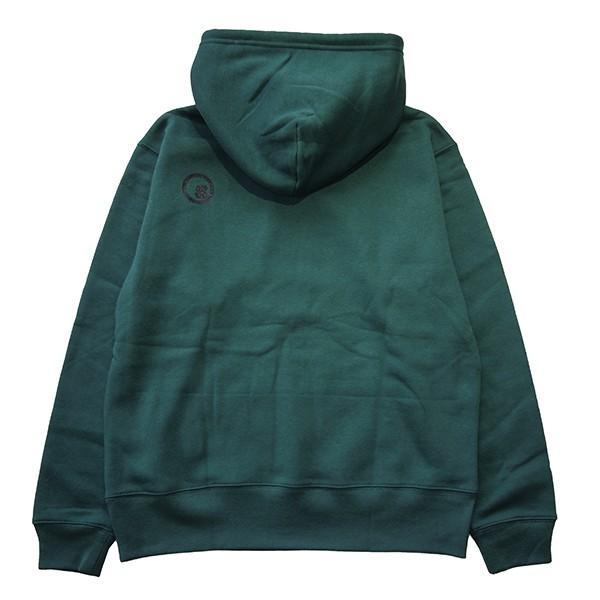 SeedleSs シードレス  sd green camo logo hoody|steelo|04