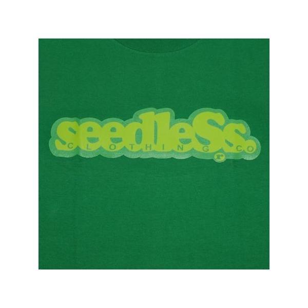SeedleSs シードレス COOP REGULAR TEE-GREEN-|steelo|03