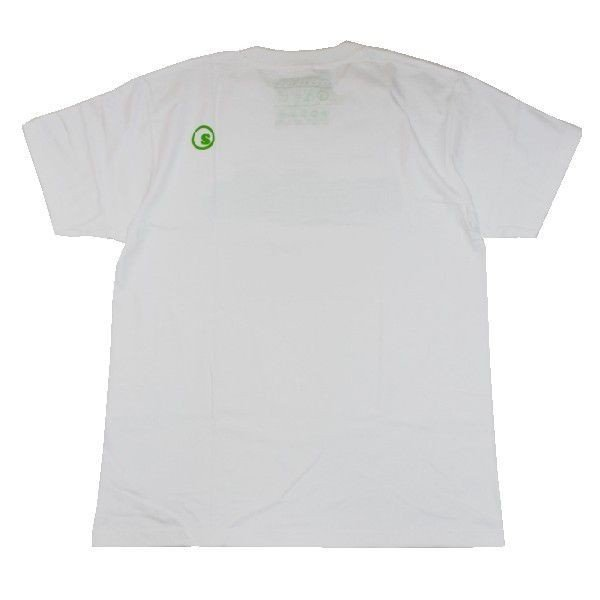 SeedleSs シードレス COOP REGULAR TEE-WHITE-|steelo|03