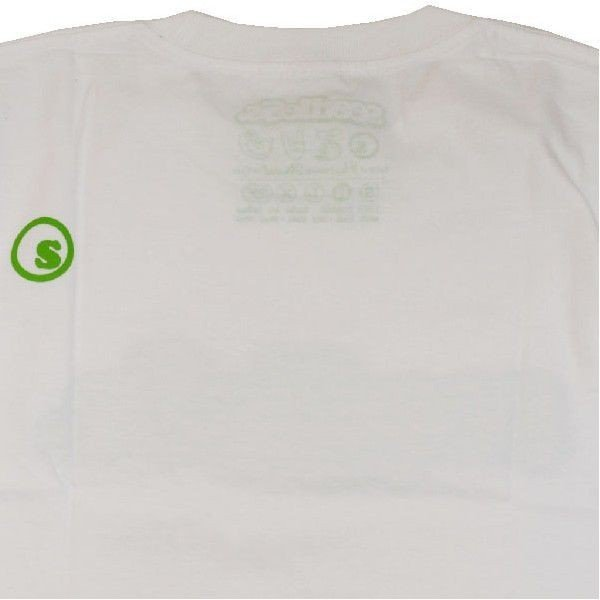 SeedleSs シードレス COOP REGULAR TEE-WHITE-|steelo|04