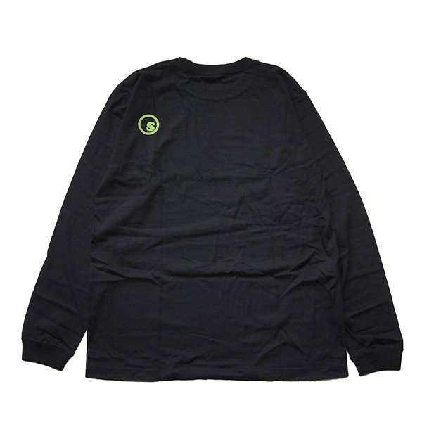 SeedleSs シードレス  COOP REGULAR L/S TEE|steelo|03
