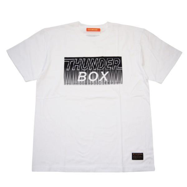 THUNDER BOX サンダーボックス URA TB LOGO TEE|steelo|02