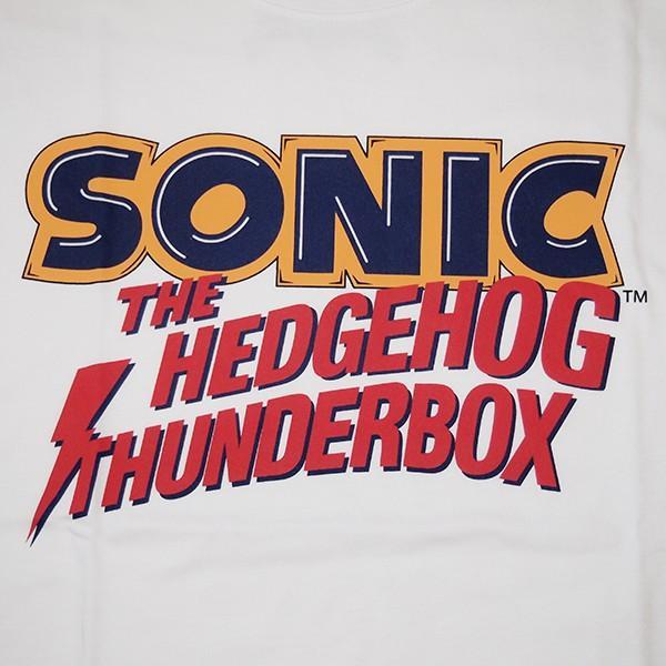 THUNDER BOX サンダーボックス SONIC×TB CLASSIC LOGO|steelo|05