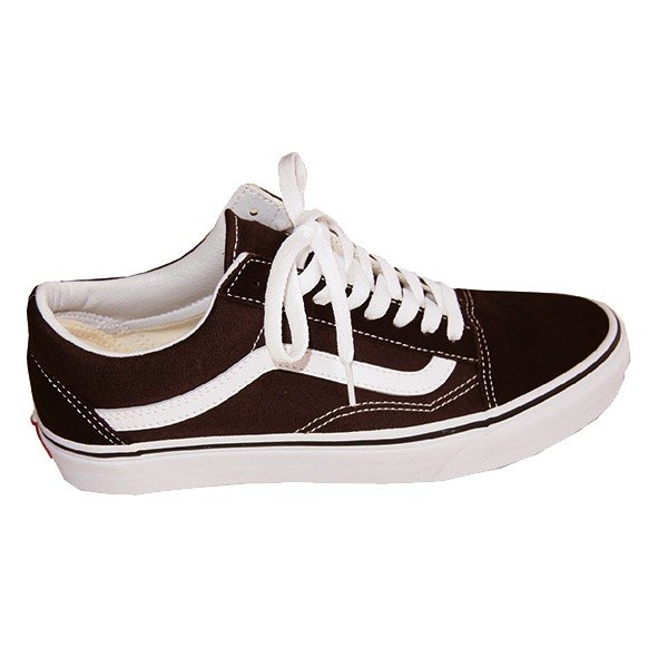 VANS  バンズ OLS SKOOL -CHOCOLATE TORTE/TRUE WHITE-|steelo
