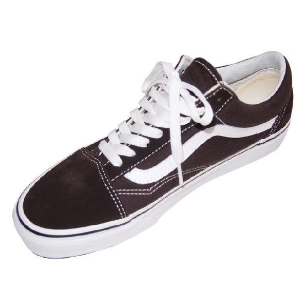 VANS  バンズ OLS SKOOL -CHOCOLATE TORTE/TRUE WHITE-|steelo|03