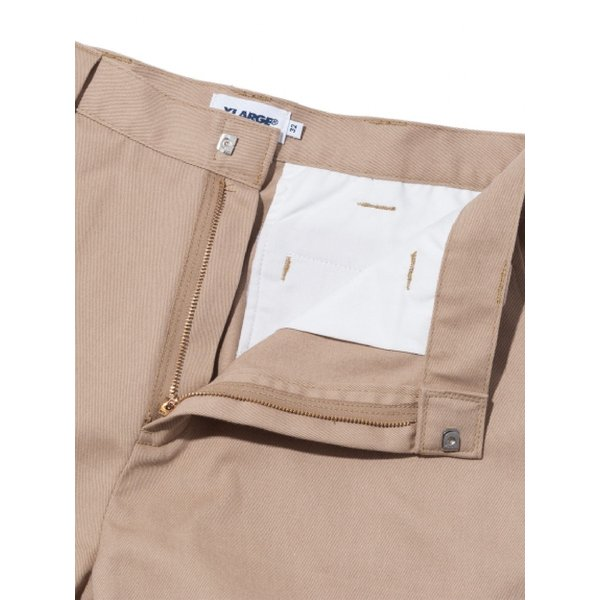 X-LARGE エクストララージ  SIDE POCKET WORK PANT|steelo|04