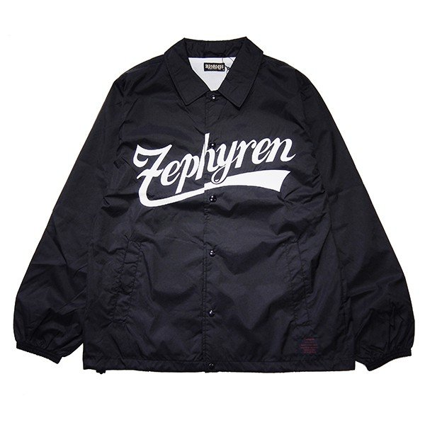 ZEPHYREN ゼファレン COACH JKT -BEYOND-|steelo|01
