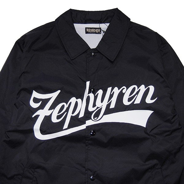 ZEPHYREN ゼファレン COACH JKT -BEYOND-|steelo|02
