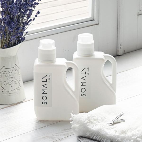 木村石鹸 洗濯 洗剤 液体 オーガニック 洗濯用液体石鹸 SOMALI そまり 衣類用 衣類 液体石けん ソマリ 1.2L|stelle|03