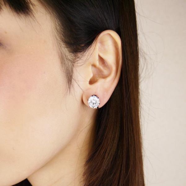 在庫処分 イヤリング ステンレス 金属アレルギー対応 クラウンジュエルステンレスイヤリング 両耳用 イアリング イヤーカフイヤーカフス レディース メール便|stency-nana|10