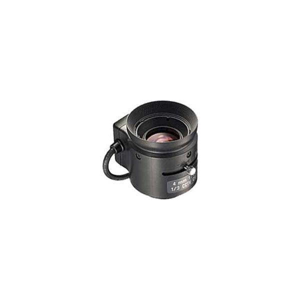 "CCTVレンズ   TAMRON (タムロン)   13FG04IR   焦点距離 4 mm   単焦点  IR   1/3"" CSマウント"