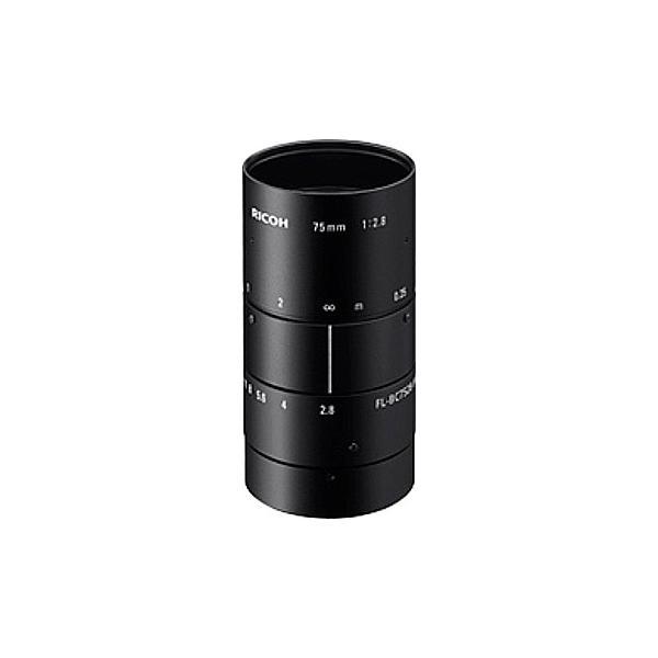 """RICOH(リコー) CCTV交換レンズ FL-BC7528-9M 9メガ対応 70mm 1""""型Cマウント"""