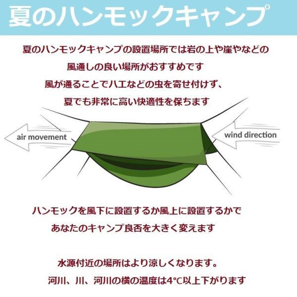 DDハンモック フロントラインハンモック MC マルチカム 迷彩 カモ柄 蚊帳付き|steposwc|13