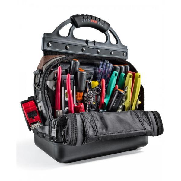 VETO PRO PAC 工具バック TECH LC メーカー保証5年間|steposwc|04