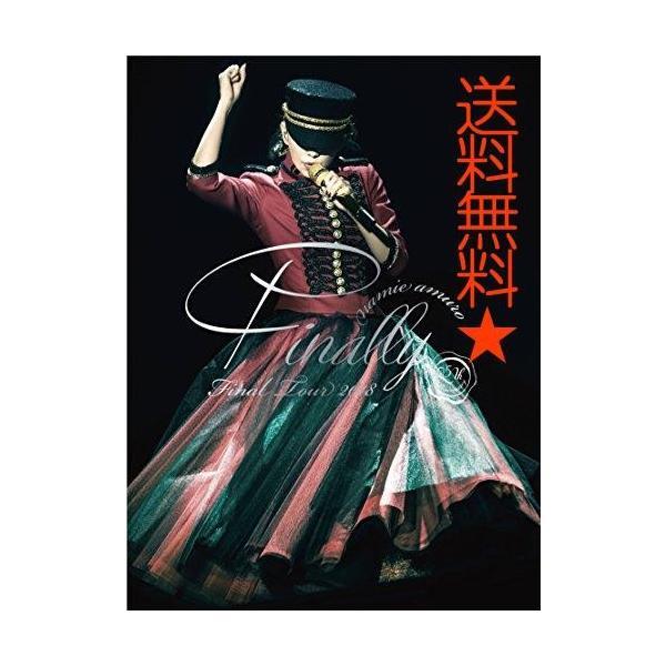 新品 DVD 安室奈美恵 namie amuro Final Tour2018~Finally~(東京ドーム最終公演+25周年沖縄ライブ+ナゴヤドーム公演) steppers