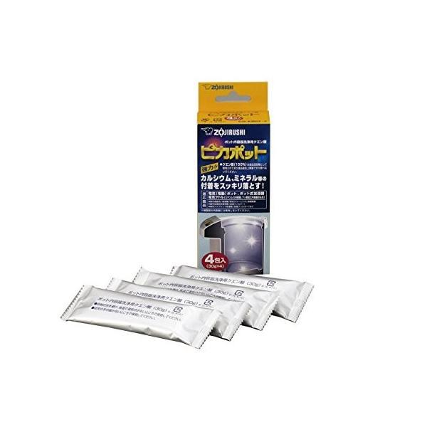 象印 ピカポット ポット内容器洗浄用クエン酸 CD-KB03-J steppers