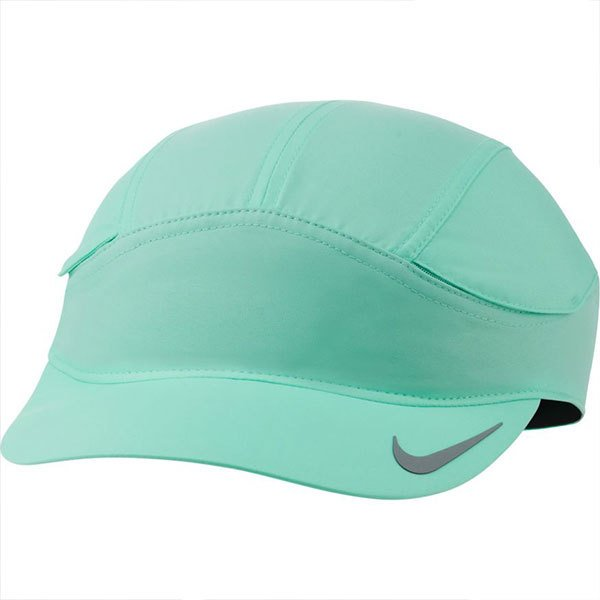 ナイキランニングキャップナイキDri-FITテイルウィンドファストキャップDC3633-342NIKEメンズレディース帽子緑SP