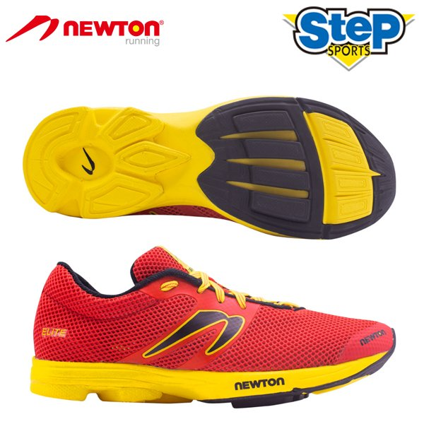 ニュートン ランニングシューズ ディスタンスエリート M008120 newton DISTANCE ELITE メンズ フォアフット 靴 レッド 赤 20SS cat-run