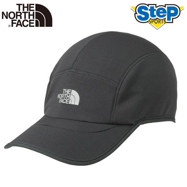 ノースフェイスキャップGTDキャップNN41771-Kブラック(BLACK)GTDCapメンズレディースランニング帽子黒18FW