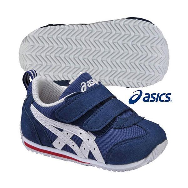 (アシックス)asics IDAHO BABY JP(アイダホベビーJP)tub164-5001 子供靴 ベビーシューズ 17SS
