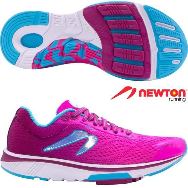 ニュートン ランニングシューズ モーション9 W000420 ピンク(PINK) newton MOTION9 レディース フォアフット 靴 20SS cat-run