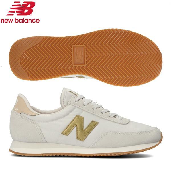 ニューバランスシューズWL720ワイズ:BWL720-ABオフホワイトnewbalanceレディーススニーカー靴NB21SSca