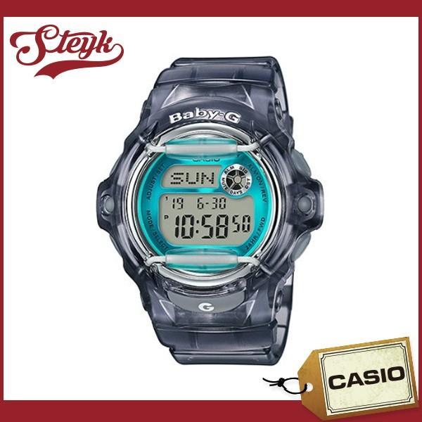 【あすつく対応】CASIOカシオ 腕時計 BABY-G ベビージー BG-169R-8B デジタル レディース