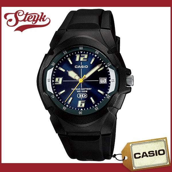 CASIO MW-600F-2A  カシオ 腕時計 アナログ メンズ