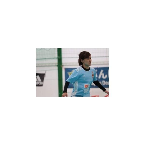 鳥海玲奈選手 アスリートサポートTシャツ (ホワイト)|stilebuono|04