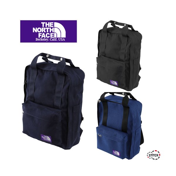 RoomClip商品情報 - 【正規取扱店】THE NORTH FACE  PURPLE LABEL ノースフェイスパープルレーベル 2Way Day Pack NN7602N  リュック デイパック
