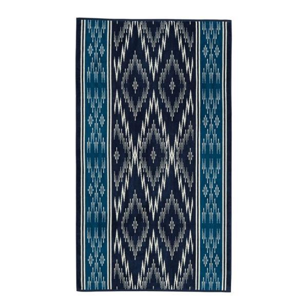 ・正規取扱店・PENDLETON ジャガード バスタオル オーバーサイズ 180x100cm XB233 Mendoza Trail|stitch-jp