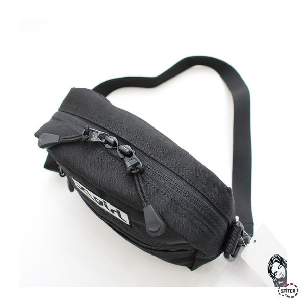 X-girl エックスガール ADVENTURE SHOULDER BAG 05171008 アドベンチャーショルダーバッグ ブラック アウトドア フェス レディース 新品