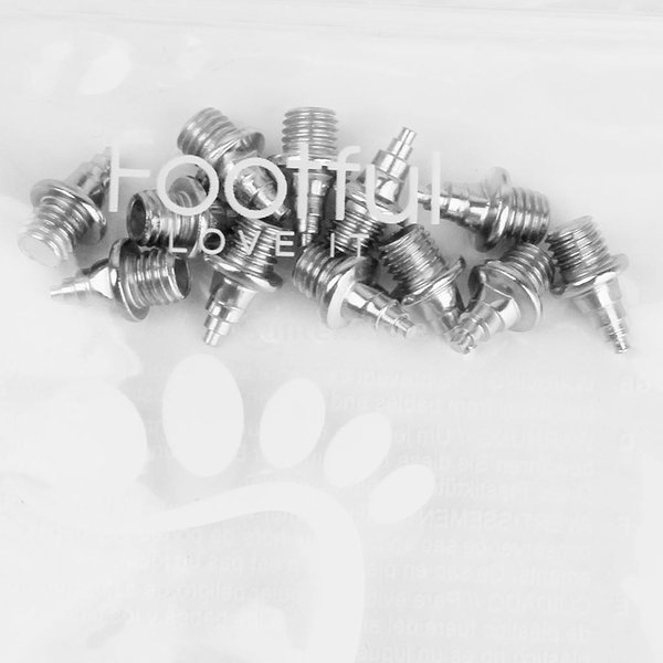 【Footful】スパイクピン 陸上競技 軽量 12本 XmasTree型 8mm