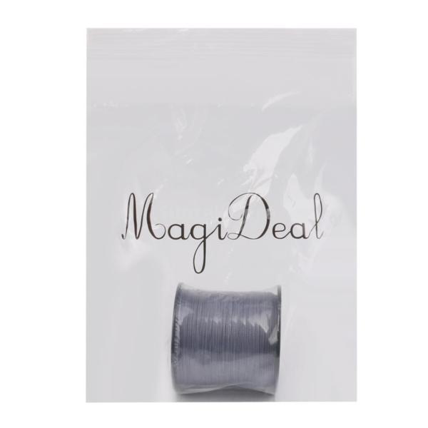 【MagiDeal】釣りライン 釣り糸 高強度 30ポンド 0.26mm  300m (グレー)
