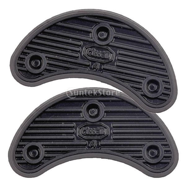 Dovewill  シューズ補修材 かかと 靴底修理キット 靴底用補修材 全4タイプ  45 * 19 * 3mm