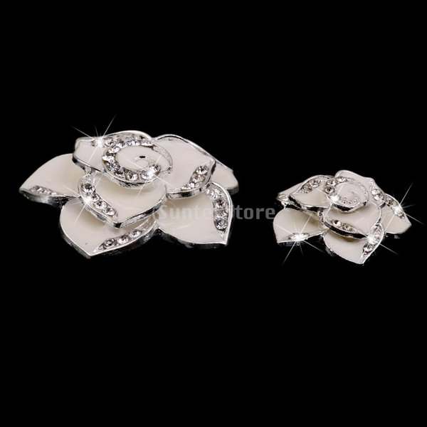ノーブランド品 携帯電話 ケース DIY アクリル ビーズ チベット 工芸品 ネックレス フラワー ボタン 装飾|stk-shop|02
