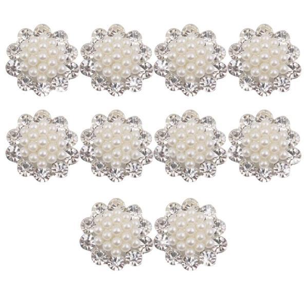 Phenovo ジュエリー DIY アクリル ビーズ チベット 工芸品 ネックレス フラワー ボタン 装飾