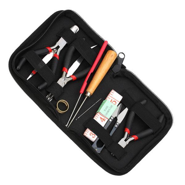 SONONIA 約12個セット 工芸品 ツールキット ビーズ ハンドツール ジュエリー 長持ち 便利ツール