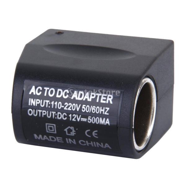 AC / DC電源 ソケット アダプター 充電用 携帯便利 旅行 2個入り stk-shop 03