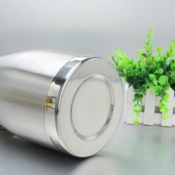 2個 真空断熱 コーヒーポット 保温冷水ボトル テーブル ポット 魔法瓶 と ステンレススチール製 大容量 ミルク泡立てジャグ ミルク泡立て器|stk-shop|02