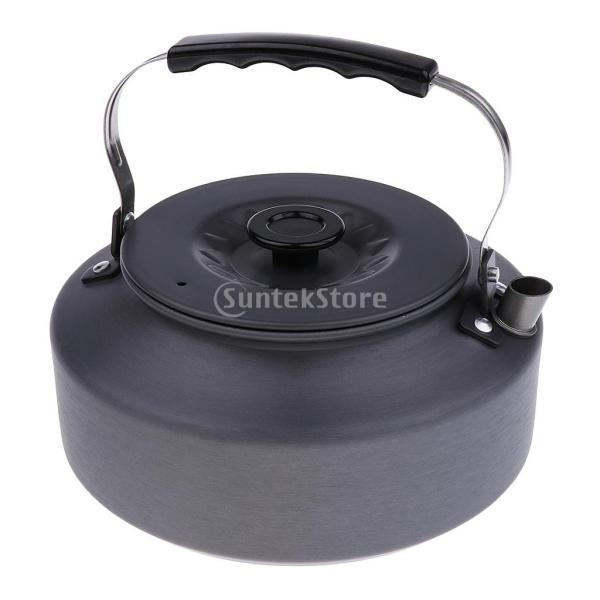 アルミ合金 1600ml アウトドア キャンプ ハイキング用 茶ケトル コーヒーポット 150ml  カップ マグカップ |stk-shop|09