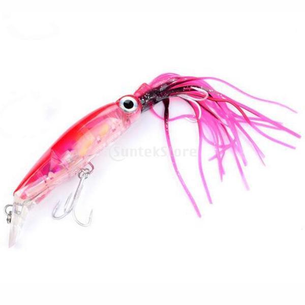 3個入り イカ釣りルアー 釣り ルアー フィッシング イカ イキイキ 高品質 ABSハードフック|stk-shop|11