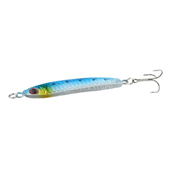 2個 ジグフィッシュ ルアー 釣り ジグザグ ルアー 高品質|stk-shop|05