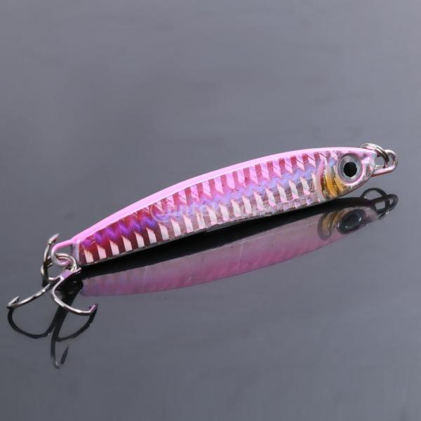 2個 ジグフィッシュ ルアー 釣り ジグザグ ルアー 高品質|stk-shop|09