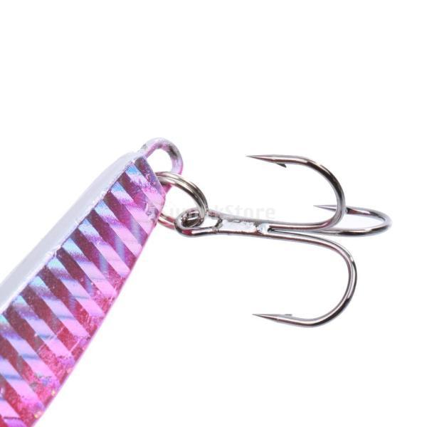 2個 ジグフィッシュ ルアー 釣り ジグザグ ルアー 高品質|stk-shop|10