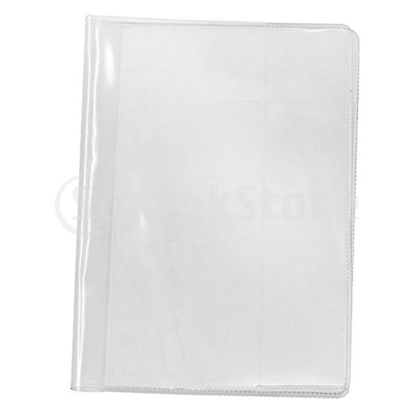 5ピース防水パスポートカバープラスチックIDカードプロテクターケースクリア